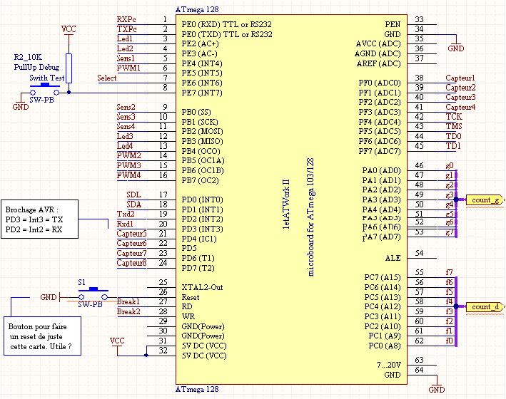 Программатор для atmega128 своими руками 25